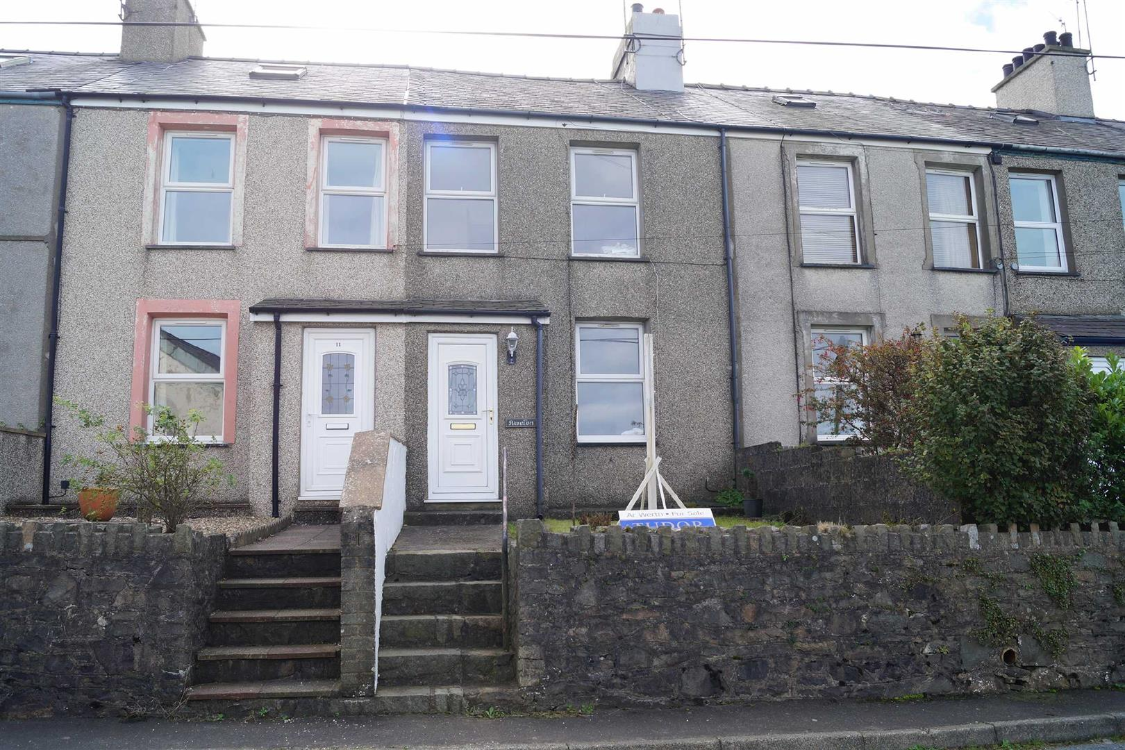 Pistyll Terrace, Pistyll - £129,500/Reduced to